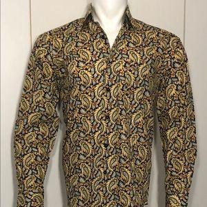 Alan Flusser Paisley Shirt